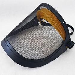 CHIPPER SAFETY GEAR - HELMET WIRH FACEGUARD