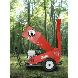 Grizzly 75 Wood Chipper